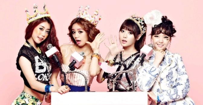 Girl's Day está morto. Todas as integrantes irão tentar carreira de atriz.