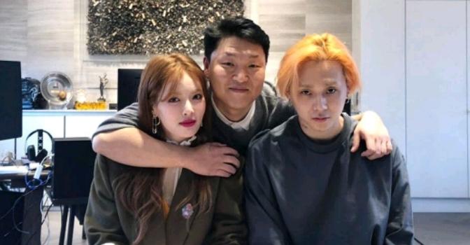 Perdendo o status de tio de Gangnam Style, PSY passa a adotar desabrigados para sua nova empresa