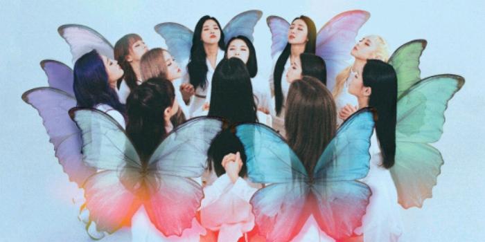 """Loona traz o brilho musical e conceitual que se espera do grupo desde sempre com """"Butterfly"""""""