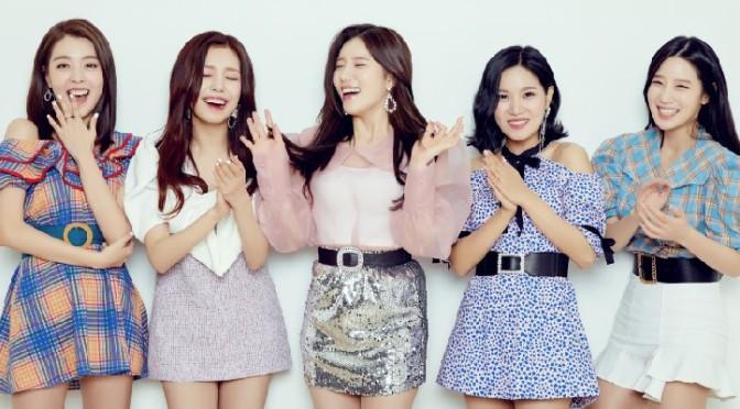 Taeha anunciou sua saída do BerryGood 2 dias depois do comeback do grupo.