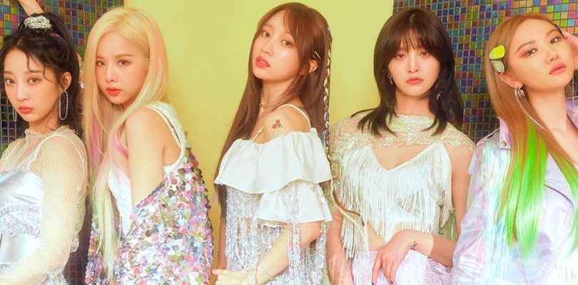 Leftovers (26/05): Cherry Bullet, EXID, Lovelyz, Davichi, Pamyuzão emais