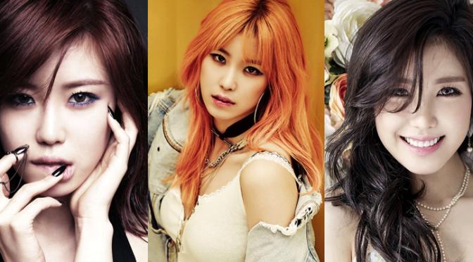 14 músicas para celebrar o retorno de Jun Hyosung para o K-pop.