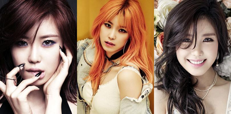 14 músicas para celebrar o retorno de Jun Hyosung para oK-pop.