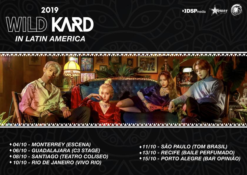 KARD - Latin America (Divulgação)