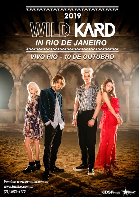 KARD - Rio de Janeiro (Divulgação)