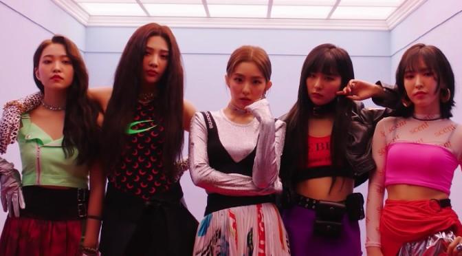 "Red Velvet lança ""Zimzalabim"" para punir aqueles que gongaram ""Really Bad Boy"""