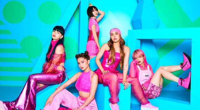 """FAKY segue servindo girlgroup nugu de K-pop no Japão com a maravilhosa """"GIRLS GOTTA LIVE"""""""