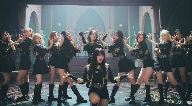 """Vampironas do IZ*ONE se preparam para o Halloween com o novo single japonês """"Vampire"""""""