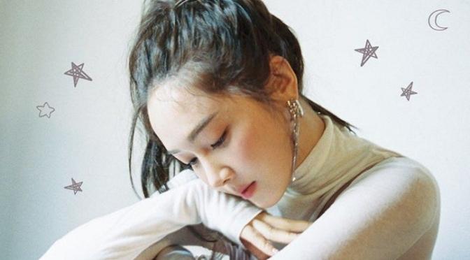 """Jessica Jung larga seu bazar por um momento para lançar """"Call Me Before You Sleep"""""""