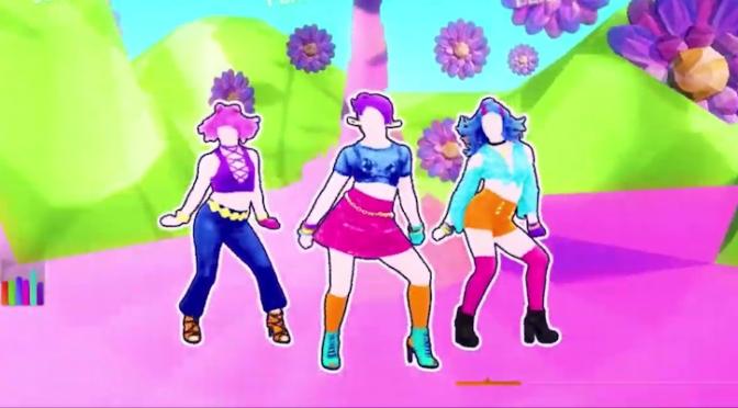 Vai rolar muita farofa asiática no novo Just Dance