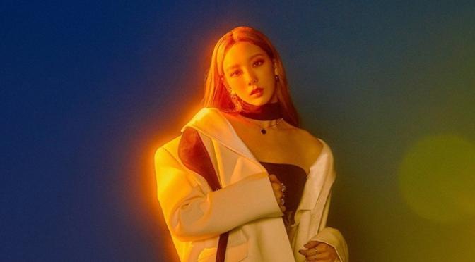 """Finalmente eu consigo gritar """"HINO!"""" para um single da Taeyeon com """"Spark"""""""