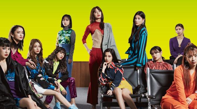 """E-Girls começa a se despedir do J-pop com """"Bessekai"""""""