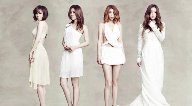 """Review Retrô: Quando o Brown Eyed Girls prometeu farofão e entregou 2 baladinhas com """"The Original"""" (2012)"""