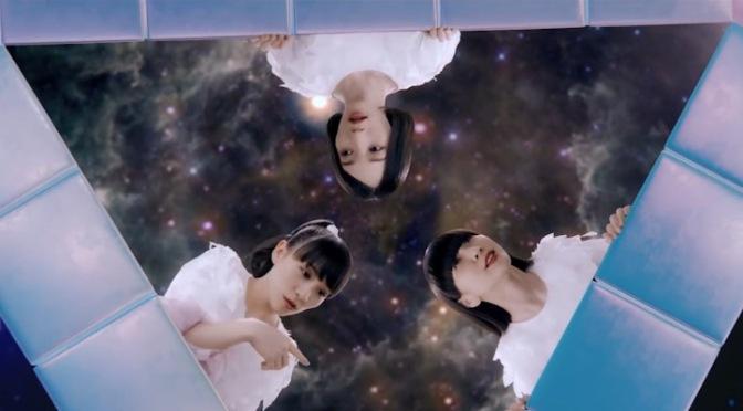 """Perfume lança o PV de """"Challenger"""", que foi criado por um garoto de 11 anos"""