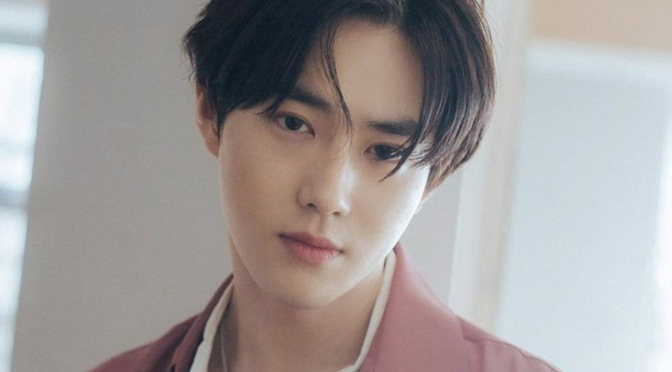 "Suho é o mais novo integrante do EXO a debutar solo com ""Let's Love"""
