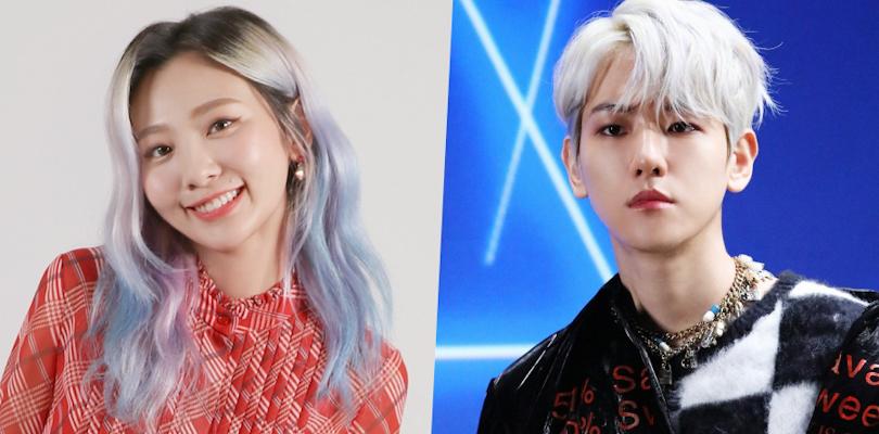 A ex-dupla Bol4 vai lançar uma música com o Baekhyun (EXO)… Um dia depois da collab entre IU e Suga(BTS)