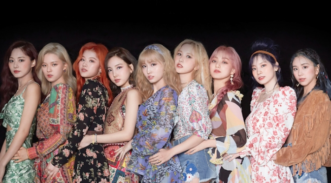 "TWICE quer mais e mais Tropical House na Coreia com ""More & More"""