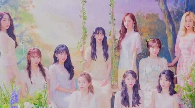"""Cosmic Girls melhora seu jogo e traz o melhor single delas em tempos com """"Butterfly"""""""
