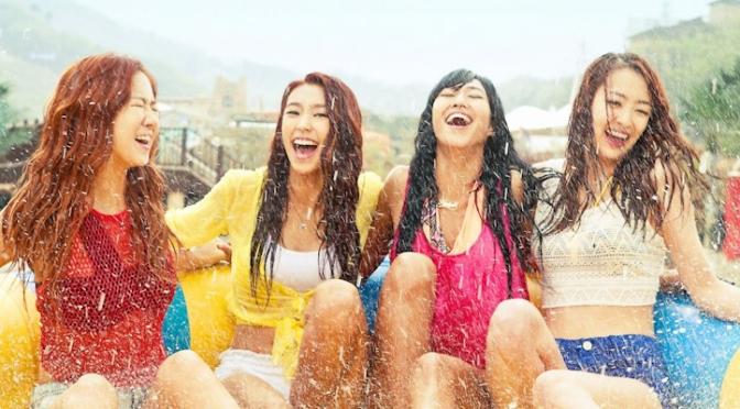 Qual single de verão do SISTAR representa sua personalidade de grande gostosa do verão?
