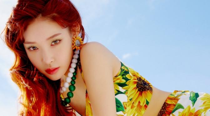 """Chungha es otra reina de las grandes latinas del K-pop con """"PLAY"""""""