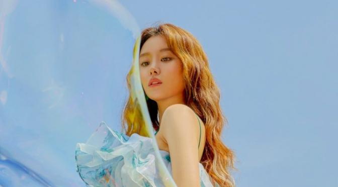 """Song Ji Eun é a mais nova ex-integrante de girlgroup a seguir carreira independente com """"MIL (Make It Love)"""""""
