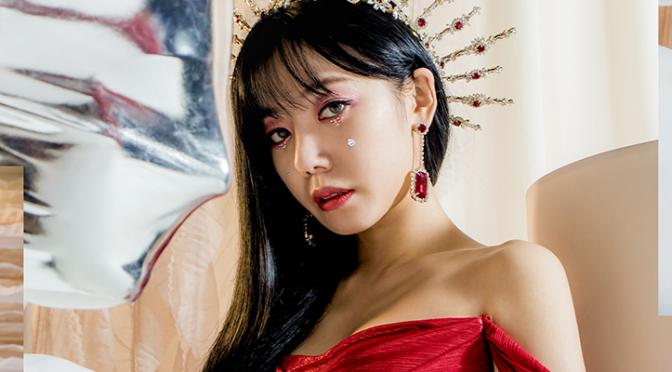 """(G)I-DLE está de volta no debut solo da Kim Namjoo (Apink) com """"Bird"""""""
