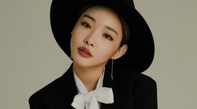 """O diabo trabalha duro mas a Chungha trabalha mais com mais um single em 2020, """"Bad Boy"""""""
