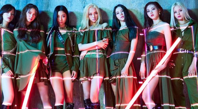 """Em """"Helicopter"""", CLC está de volta com mais um single feito no algoritmo dos singles girlpower"""