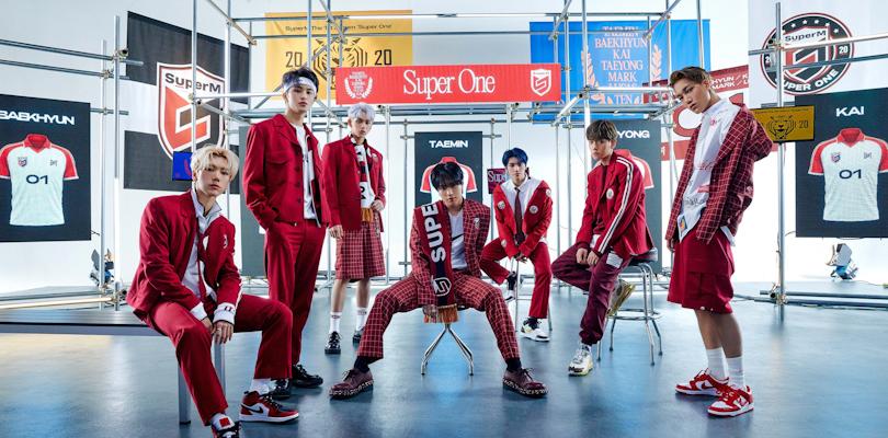 """SuperM junta duas músicas meia boca para formar o principal trabalho do grupo com """"One (Monster & Infinity)"""""""