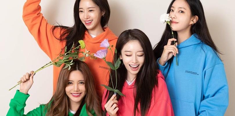 "T-ara se junta pela primeira vez pós-MBK para cantar ""Roly Poly "" e ""Sexy Love"" no MMTGConcert"