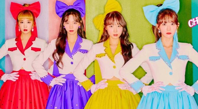 """Em """"Hmph!"""", WJSN lança a subunit chocome para desovar as mais bagaceiras do K-pop"""