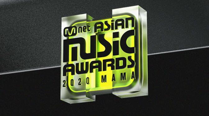 Comentando sobre os indicados ao MTV MIAW da Coreia (o MAMA 2020)