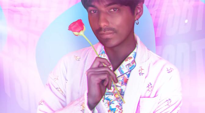 """MC Maha quer """"fazer um K-pock pock no seu rabo"""" com o funk """"Vou Entrar no BTS"""""""