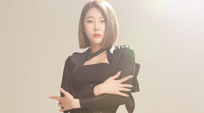 Hyeme não renovou o contrato com a DR Music e está fora do BLACKSWAN