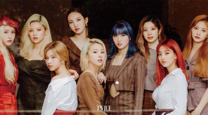 """Depois do single coreano da carreira, TWICE lança o single japonês da carreira com """"Better"""""""