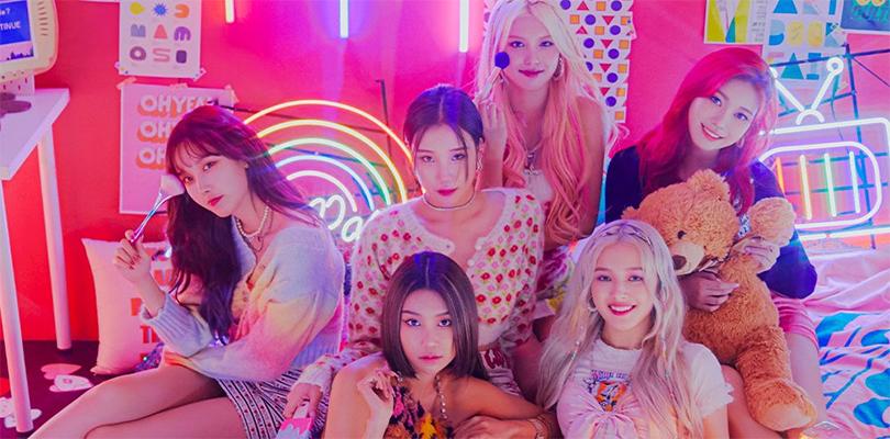 """Momoland lança o comeback menos """"Bboom Bboom"""" do grupo com """"Ready OrNot"""""""