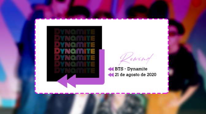 O que aconteceu em 2020: Dynamite