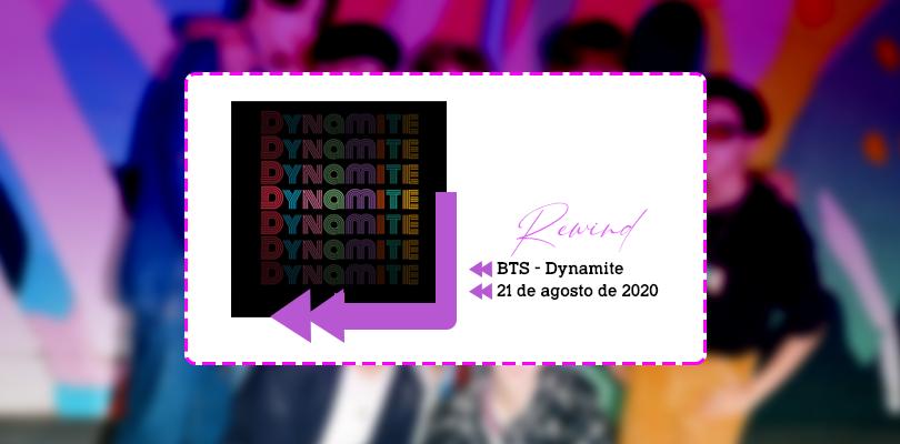 O que aconteceu em 2020:Dynamite