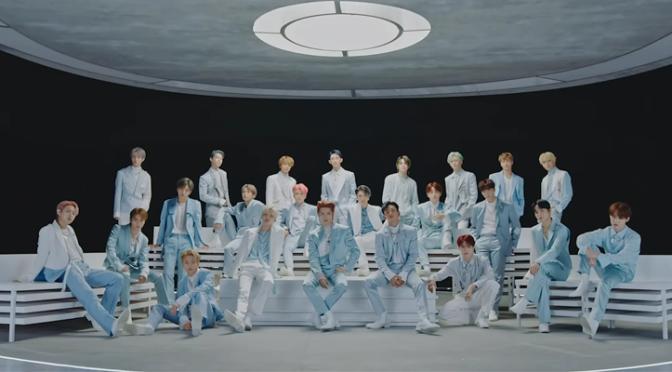 "NCT aterroriza a OMS e aglomera 23 pessoas no MV de ""Ressonance"""