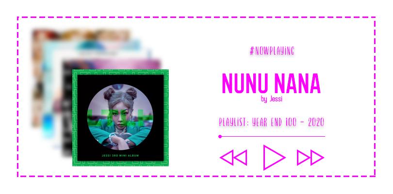 Year End 100: As melhores músicas do Asian pop em 2020 (Parte3)