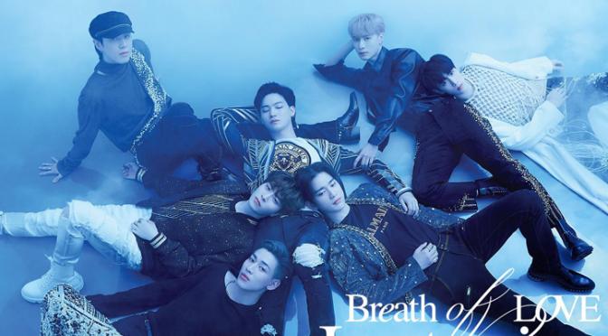 GOT7 é o novo grupo que está esfarelando no K-pop