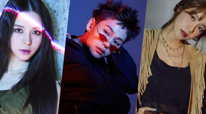Abriram a porteira no K-pop: Yuna fora da FNC, Ilhoon fora do BTOB e Elkie pedindo pra sair da Cube