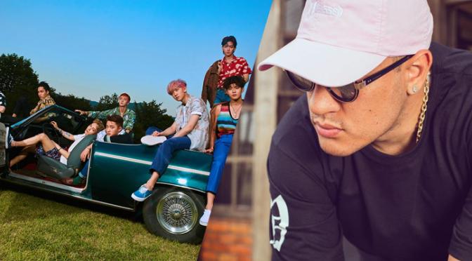 MC Bin Laden descobrindo K-pop e se inspirando com as músicas do EXO foi O ROLÊ ALEATÓRIO DA SEMANA