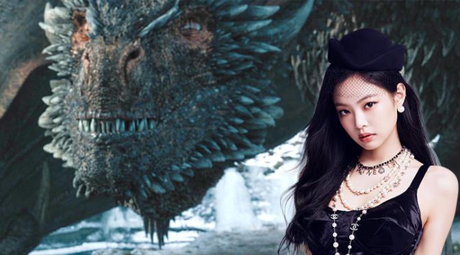 A YG não quer falar se a Jennie é a nova domadora de dragões da empresa