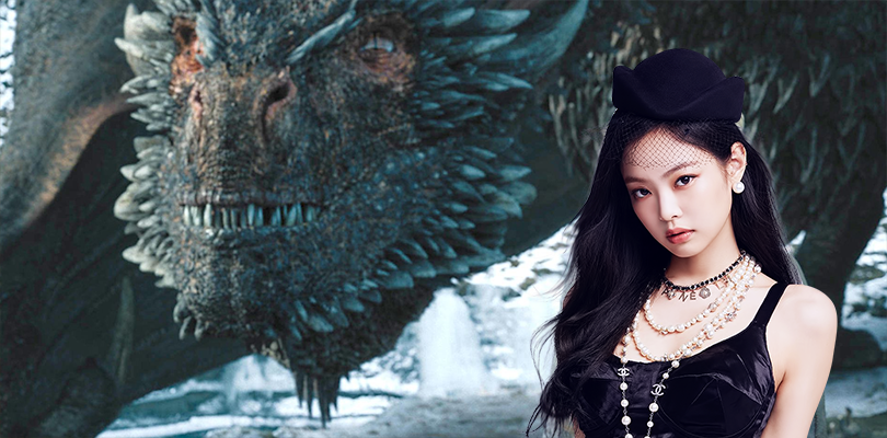 A YG não quer falar se a Jennie é a nova domadora de dragões daempresa