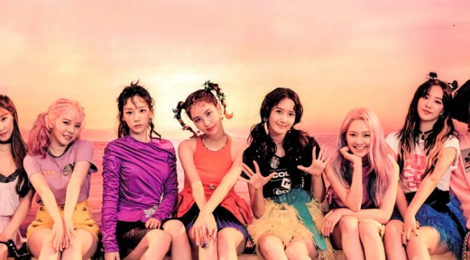 Drops.jpg: Comeback do SNSD, Wonho sem roupa, Gloria Groove e Pabllo Vittar no Produce chinês