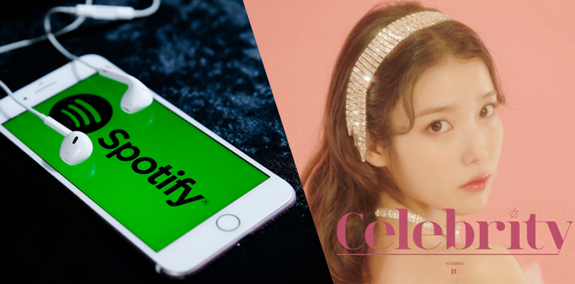 Spotify faz sua estreia na Coreia sem IU, Sunmi, Loona e outros artistas daKakaoM