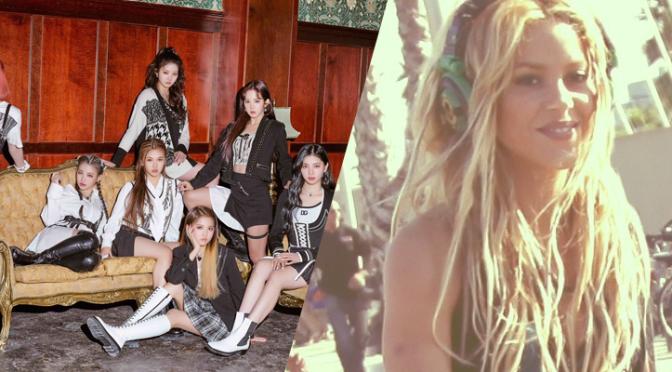 Quem estava mais loca: TRI.BE ou Shakira?