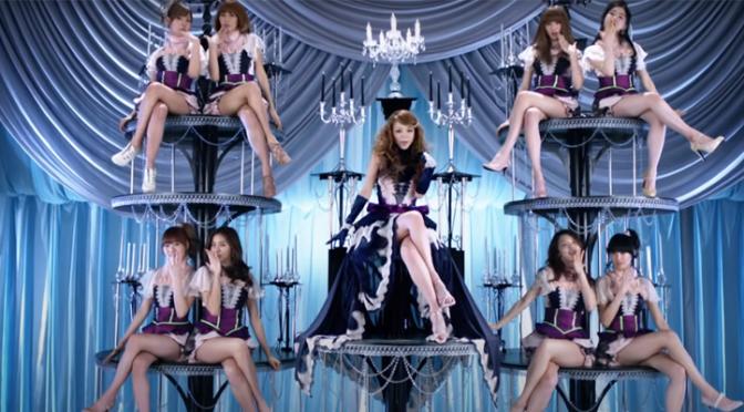 """Review retrô: Quando Namie Amuro convocou o After School como suas dançarinas de luxo em """"Make It Happen"""" (2011)"""