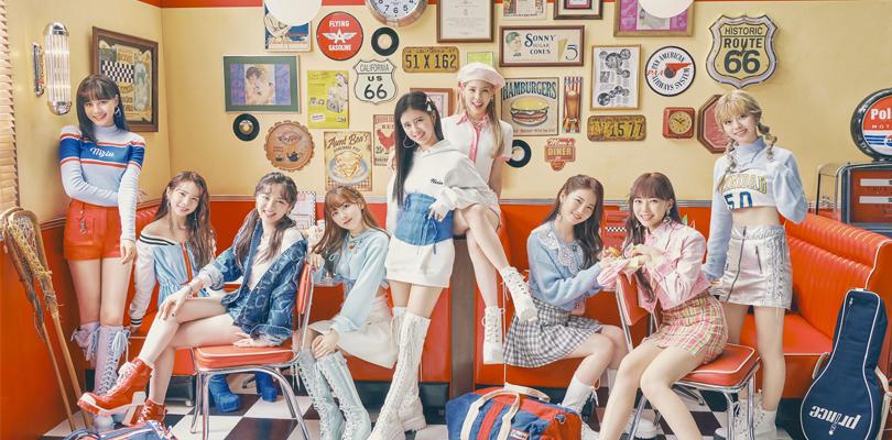 """Com """"Take a Picture"""", NiziU lança uma faixa simpática da fase simpática doTWICE"""